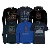 21% off Derby Editor's Choice T-Shirts Ugly Holiday Sweaters