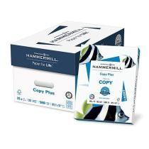 "21% off Hammermill Copy Plus 8-1/2"" x 11"", 92 Bright Copy Paper"