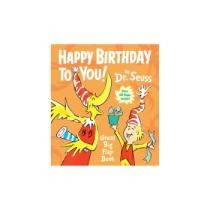 23% off Happy Birthday to You! Great Big Flap Book by Dr. Seuss