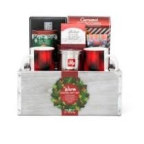 24% off Warm Wishes Gift Basket + Free Shipping