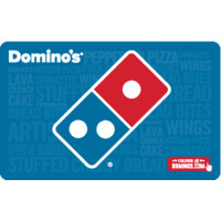 $25 Domino's Pizza Gift Card (Email Delivery)