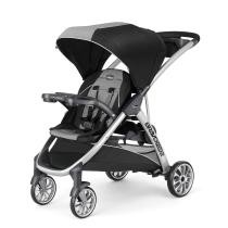 25% off BravoFor2 Standing & Sitting Double Stroller - Zinc