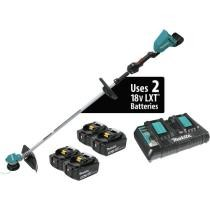 25% off Makita Lithium-Ion 5.0 Ah Brushless String Trimmer Kit w/ 4 Batteries + Free Shipping