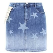 25% off Stella McCartney Faded Denim Mini Skirt