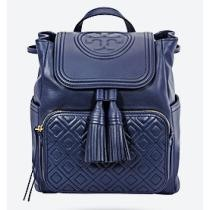 25% off Tory Burch Fleming Leather Backpack