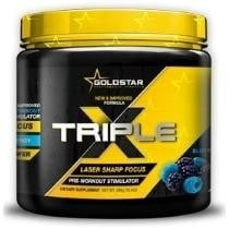 25% off Triple X by GoldStar Supplement