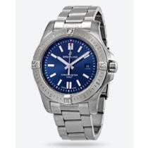 26% off Breitling Chronomat Colt Automatic Chronometer Blue Dial Men's Watch