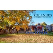 27% off Fall Getaway at Ste. Anne's Spa Award-Winning Retreat