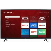"$278 TCL 50"" 4K Ulta HD Smart TV + Free 2-Day Shipping"