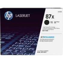 $29 off HP 87X Black High Yield Toner Cartridge + Free Shipping