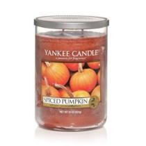 29% off Spiced Pumpkin Large 2-Wick Tumbler Candle