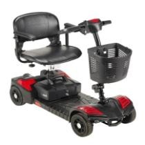 $290 off Drive Medical Scooter 4-Wheel + Free Accessory Bag