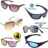 3 Pack Mens or Womens Name Brand Polarized Sunglasses