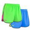 3-Pack Under Armour Women's Running Shorts