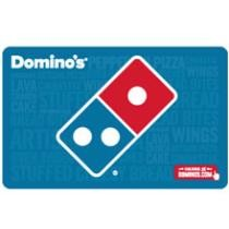 $30 Domino's Gift Card for $25 - Email Delivery