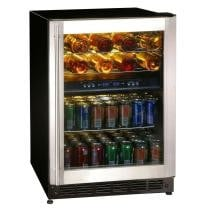 30% off 16-Bottle / 77 Can Dual-Zone Wine & Beverage Cooler
