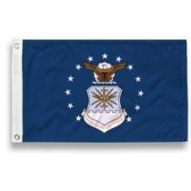 "30% off 3"" x 5"" Mil-Tex Military-Grade Air Force Flag"