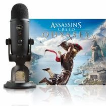 30% off Blue Yeti Microphone & Assassin's Creed Game Bundle