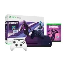 $30 off Microsoft - Xbox One S 1TB Fortnite Gradient Purple Special Edition Console Bundle