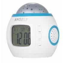 30% off Music Star Sky Projector Alarm Clock