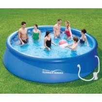 $30 off Summer Waves 14' x 36' Quick Set Pool