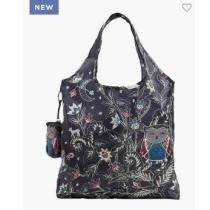 30% off Vera Bradley Owl Collapsible Tote