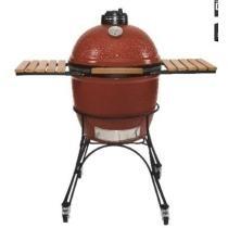 $300 off Kamado Joe Classic 46.5 in. W Red Charcoal Grill
