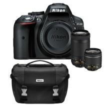 $300 off Nikon D5300 DX-Format Digital 24.2 MP DSLR Camera + Free Nikon Case + Free Shipping