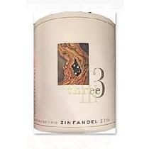 31% off 2015 Three Wine Company Zinfandel Evangelho Vineyard Contra Costa County Wine Bottle