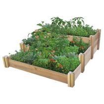 31% off Multi-Level Rustic Raised Garden Bed