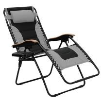 $31 off Phi Villa Oversized Padded Zero Gravity Lounge Chair