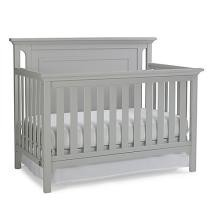 31% off Ti Amo Carino 4-In-1 Convertible Crib - Misty Grey