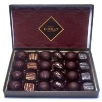 32% off Elegant Desserts Chocolate Luxe Truffles 24-Count Box