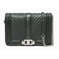 33% off Chevron Quilted Small Love Crossbody