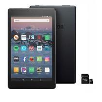 34% off Amazon Fire HD 8 Inch 16GB Alexa-Enabled Tablet w/ 32GB SD Card