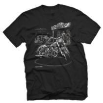 35% off BoMonster Gas Black T-Shirt