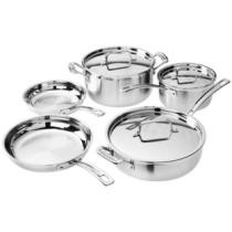 35% off Cuisinart MultiClad Pro Stainless-Steel Cookware 8-Piece Cookware Set
