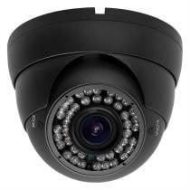 35% off HD CVI IR Dome Camera 2Megapixel 2.8-12mm Varifocal - Dark Gray