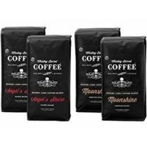 35% off Whiskey Barrel Whole Bean Coffee 4-Pack