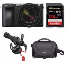 $350 off Sony a6500 Mirrorless Camera