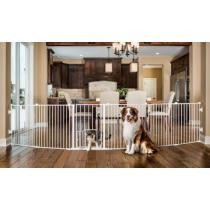 36% off Carlson 2-in-1 Super Pet Gate & Pet Yard