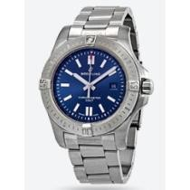 37% off Breitling Chronomat Colt Automatic Chronometer Blue Dial Men's Watch