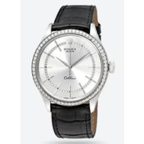 37% off Rolex Cellini Automatic Rhodium Dial Men's Watch