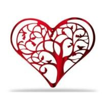 """38% off 16"""" Red Edition Family Tree"""