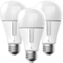 38% off 3-Pack TP-LINK Kasa Smart Wi-Fi White LED Dimmable Light Bulbs
