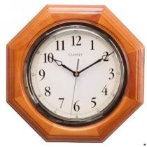 38% off AcuRite 12-inch Octagon Wood Wall Clock
