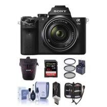 38% off Sony Alpha a7II Mirrorless w/ 28-70mm OSS Lens & Free Accessories