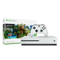 38% off Xbox One S 1TB Minecraft Bundle + Free Shipping