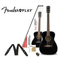 39% off Fender CC-60S Concert Acoustic Guitar Pack