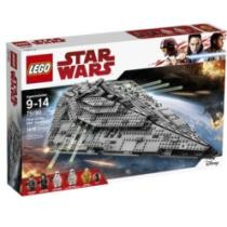 $39 off LEGO Star Wars First Order Star Destroyer 75190 + Free Shipping